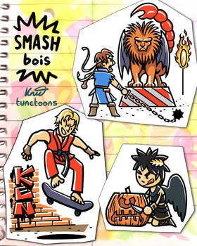 Smash Bois 28E 60E 66E