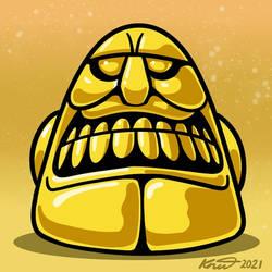 Fanart: GOLDEN IDOL