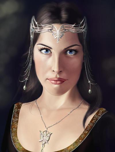 Arwen. by IgnisFatuusII