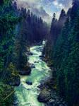 Fantasy landscape 03