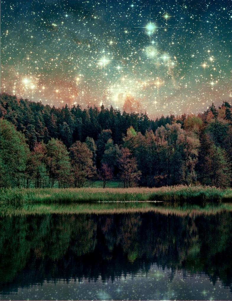 Fantasy landscape 06 by IgnisFatuusII