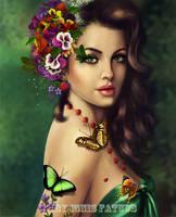 Flora by IgnisFatuusII