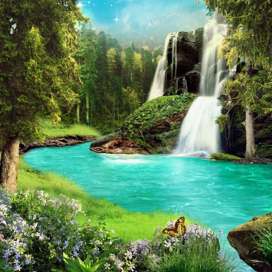 Fantasy Landscape Wallpaper: Landscape Fantasy Wallpapers