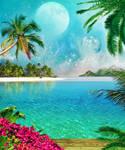 Fantasy landscape_Paradiso 2