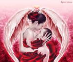Wings of love by IgnisFatuusII