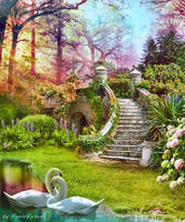 My little Paradise by IgnisFatuusII