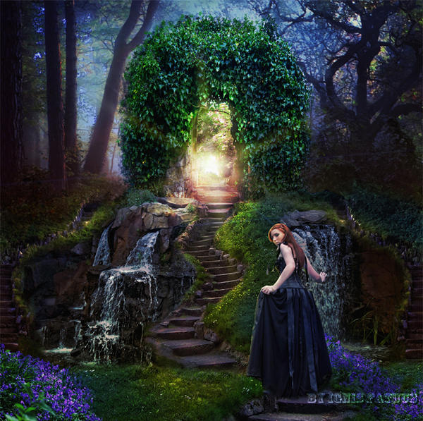 Door to another World by IgnisFatuusII