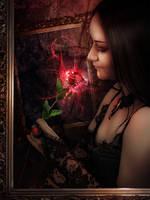 Dark Rose by IgnisFatuusII