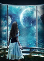 Stars rain by IgnisFatuusII
