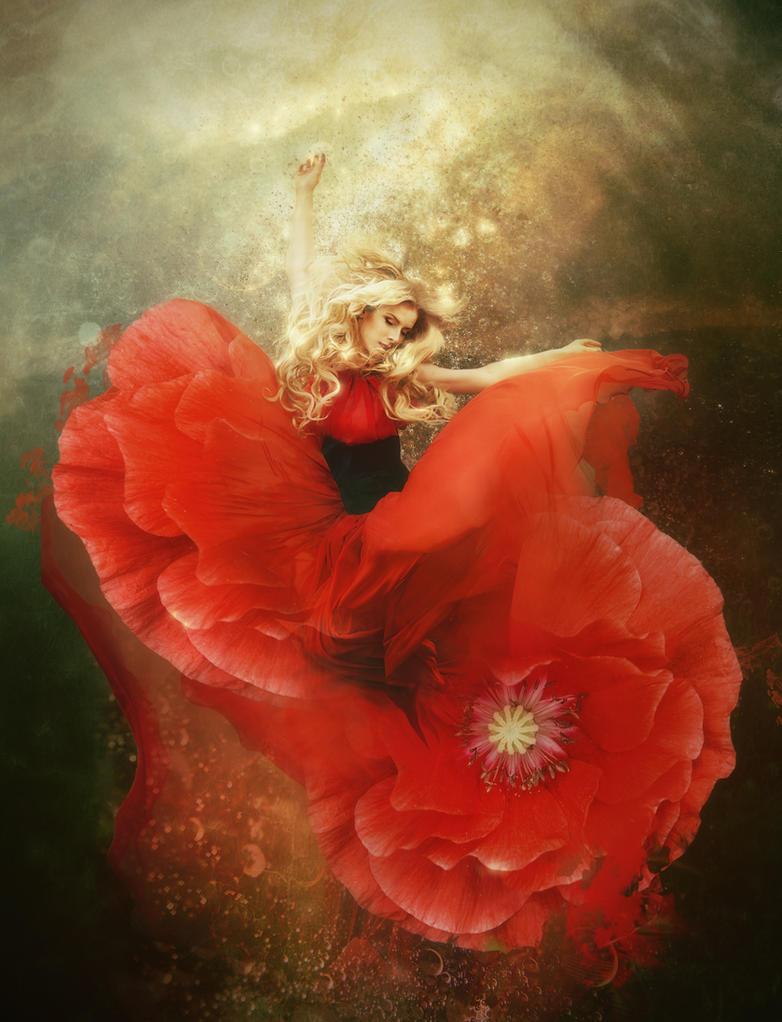 Poppy dreams by IgnisFatuusII