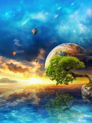 My little Paradise 4 by IgnisFatuusII