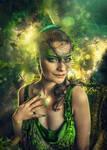 Smeraldina by IgnisFatuusII