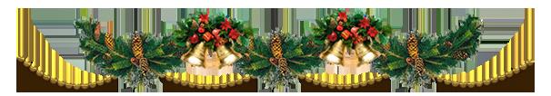 Christmas decoration by IgnisFatuusII