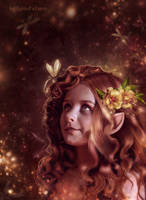 Elf by IgnisFatuusII