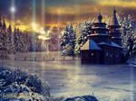 Christmas evening by IgnisFatuusII