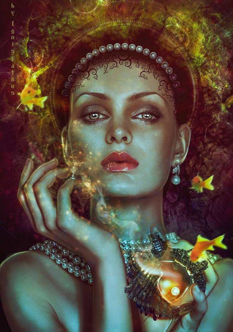 Aroma of mystery by IgnisFatuusII