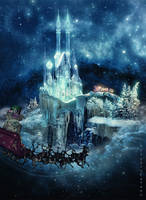Santa's Home by IgnisFatuusII