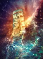 Starsailer by IgnisFatuusII