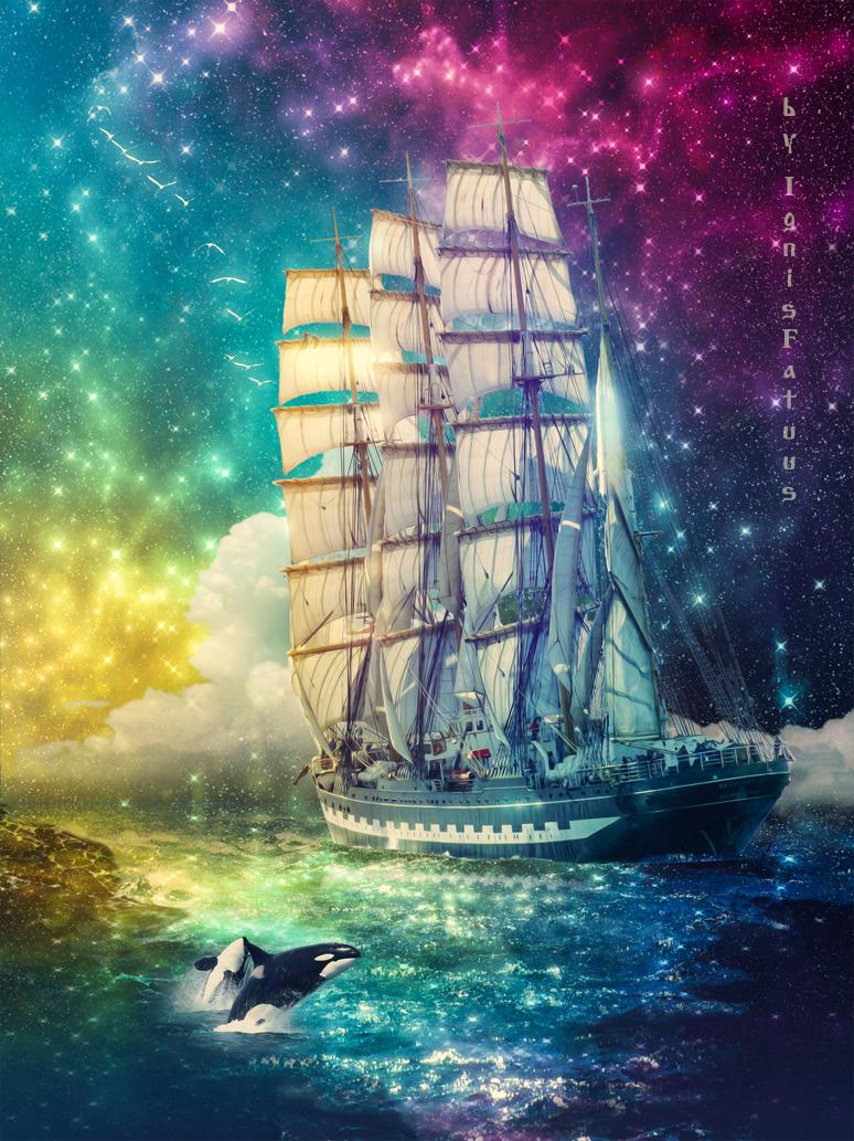 Starsailer 2 by IgnisFatuusII