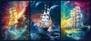 Through the dreams by IgnisFatuusII