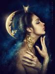 LadyMoon by IgnisFatuusII