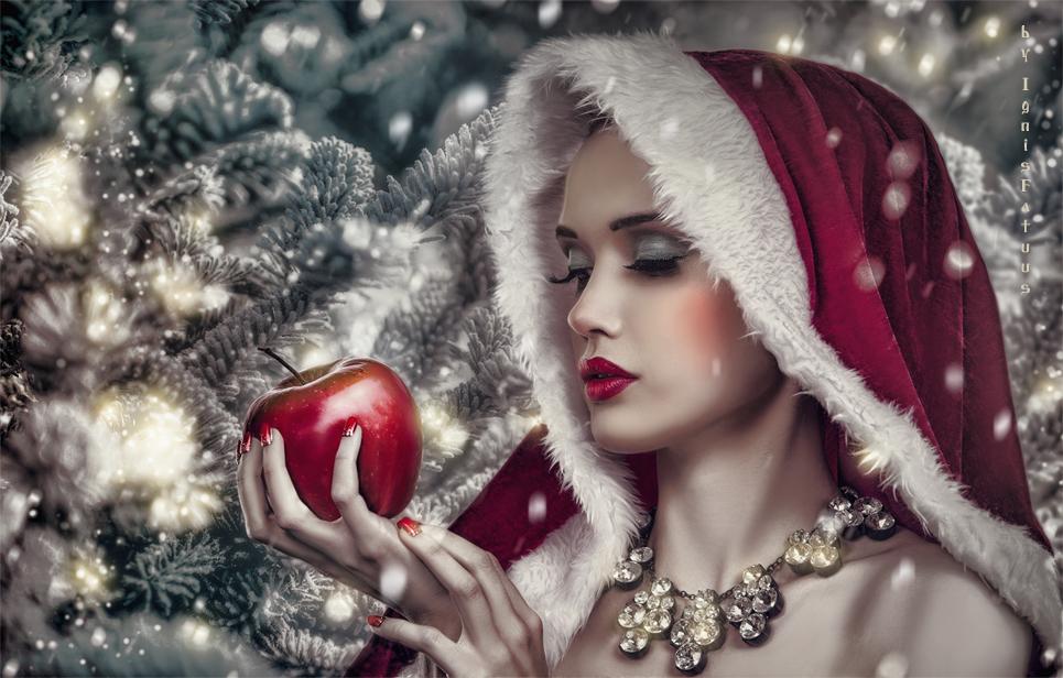 Snow White by IgnisFatuusII