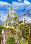 Elfish castle