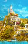Elfish castle 2