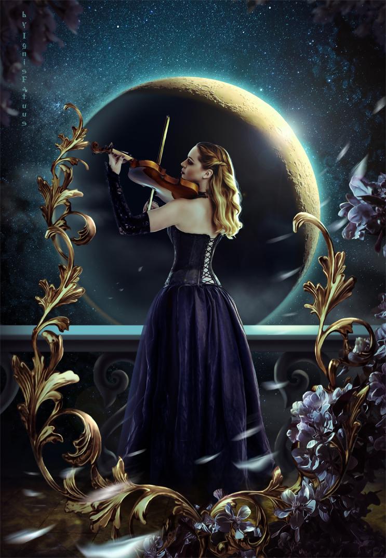Moonlight Melody by IgnisFatuusII