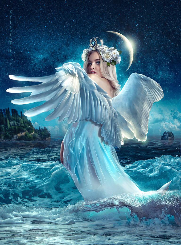 Princess Swan by IgnisFatuusII