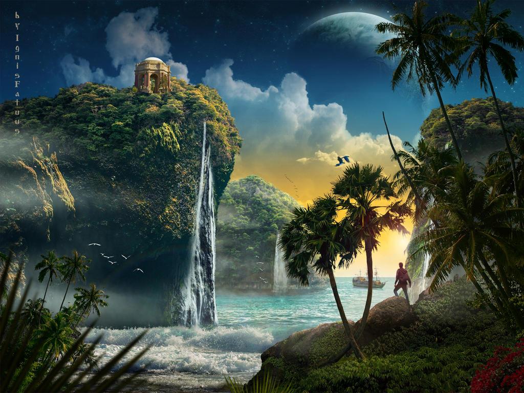 Sea's stories by IgnisFatuusII