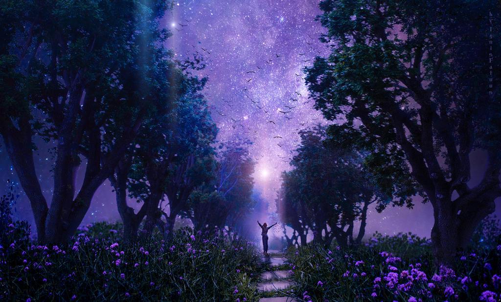 PurpleDream by IgnisFatuusII