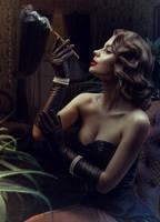 Lady by IgnisFatuusII