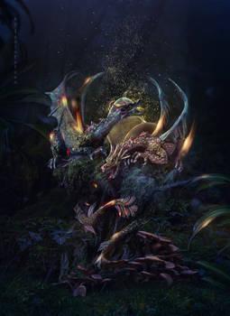 Dragon's clutch