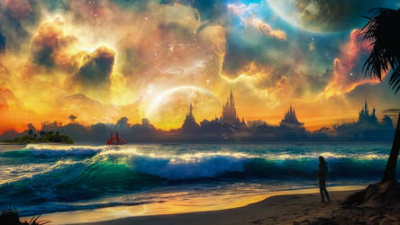 My Universe. by IgnisFatuusII