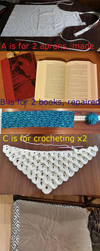 2017-02-23 Apron Books Crochet Dog-bed Da by keight