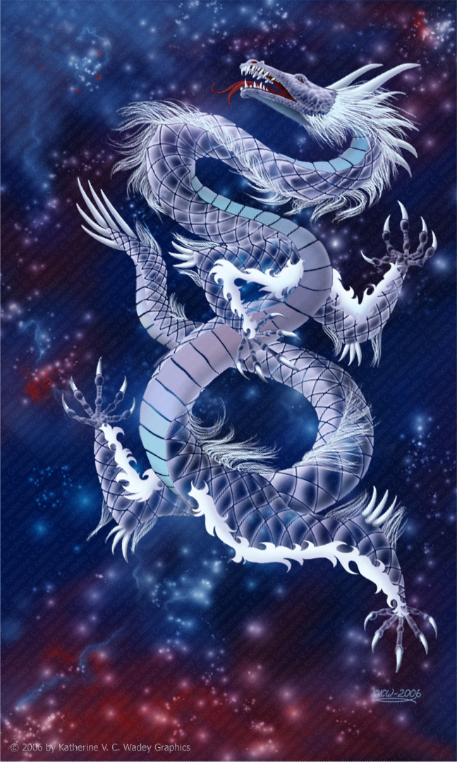 White Dragon III by keight