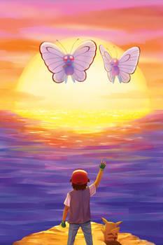 Goodbye Butterfree