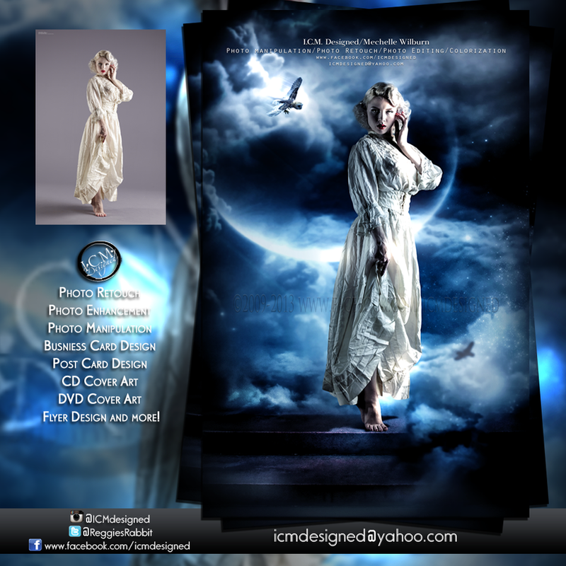 ~Moon Goddess~ by ICMDesigned