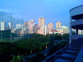 Bishan Estate Skyline by ahmad0410
