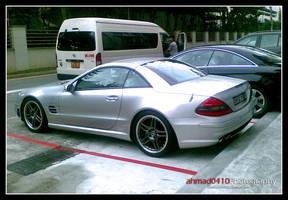 Mercedes SL55 by ahmad0410