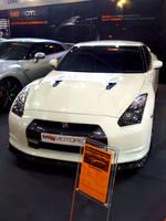Nissan GT-R by ahmad0410