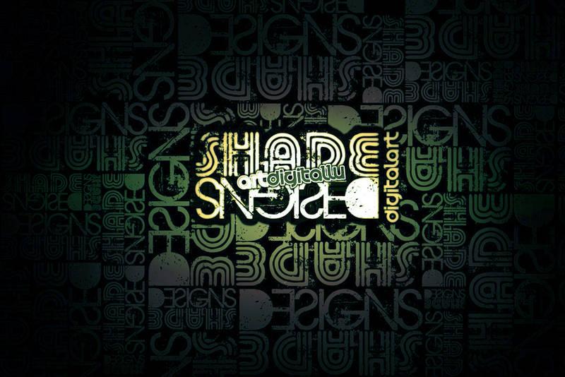 Shade Designs Wallpaper by ahmad0410