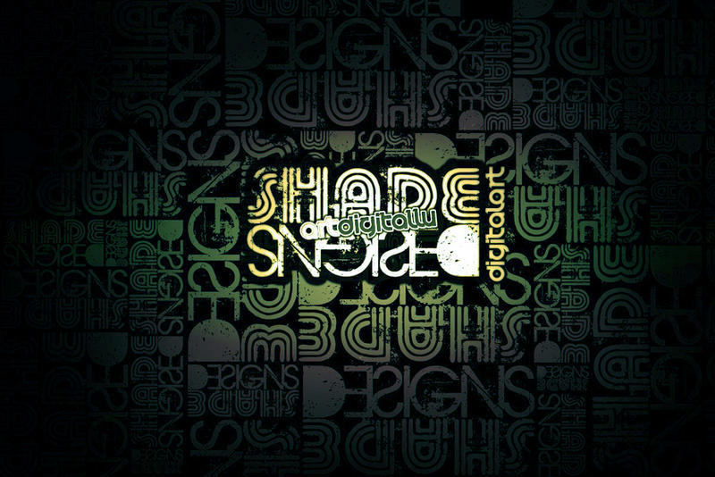Shade Designs Wallpaper by ahmad0410