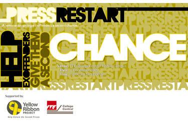 Press Restart Poster by ahmad0410
