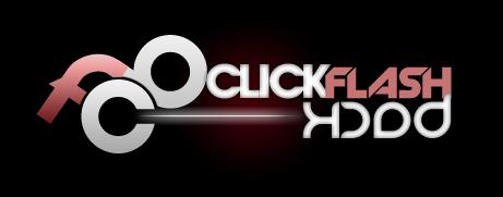 ClickFlashBack Logo by ahmad0410