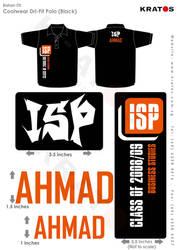 Class Shirt: ISP Class of '10