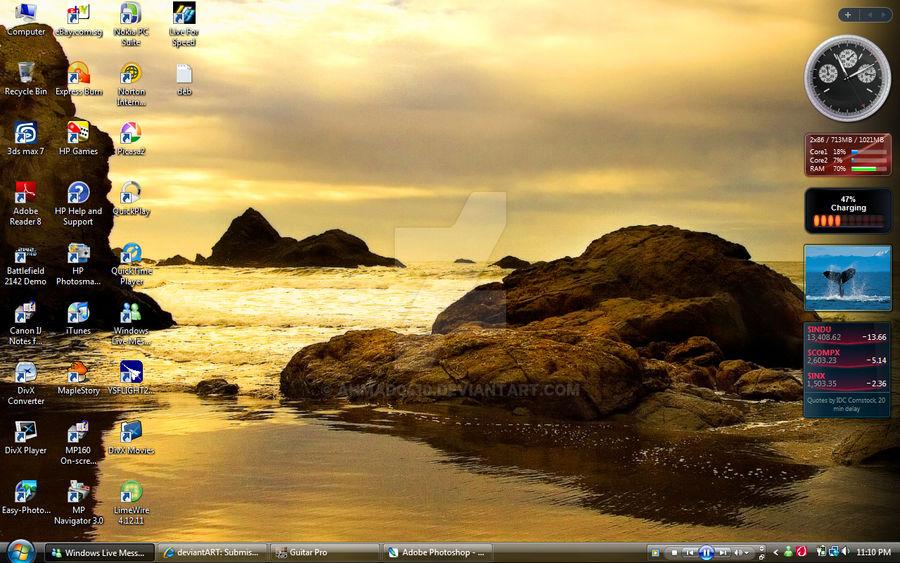 Desktop Screenshot 1