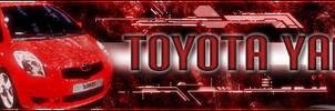 Toyota Yaris Signature by ahmad0410