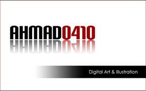 ahmad0410: Digital Art by ahmad0410
